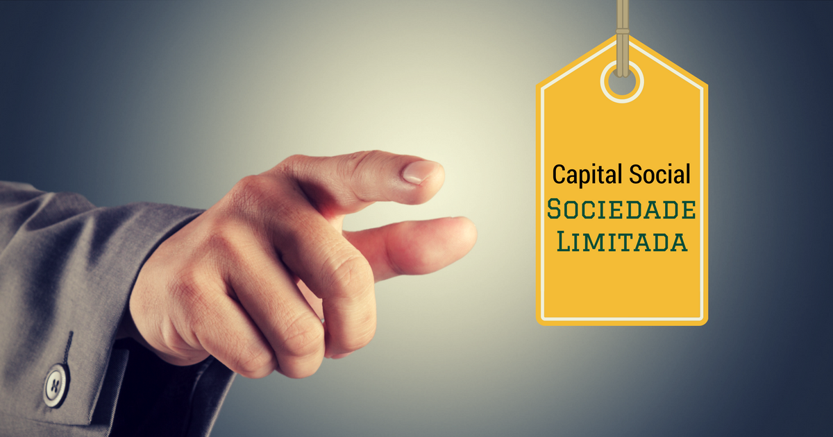 Capital Social - Sociedade Limitada