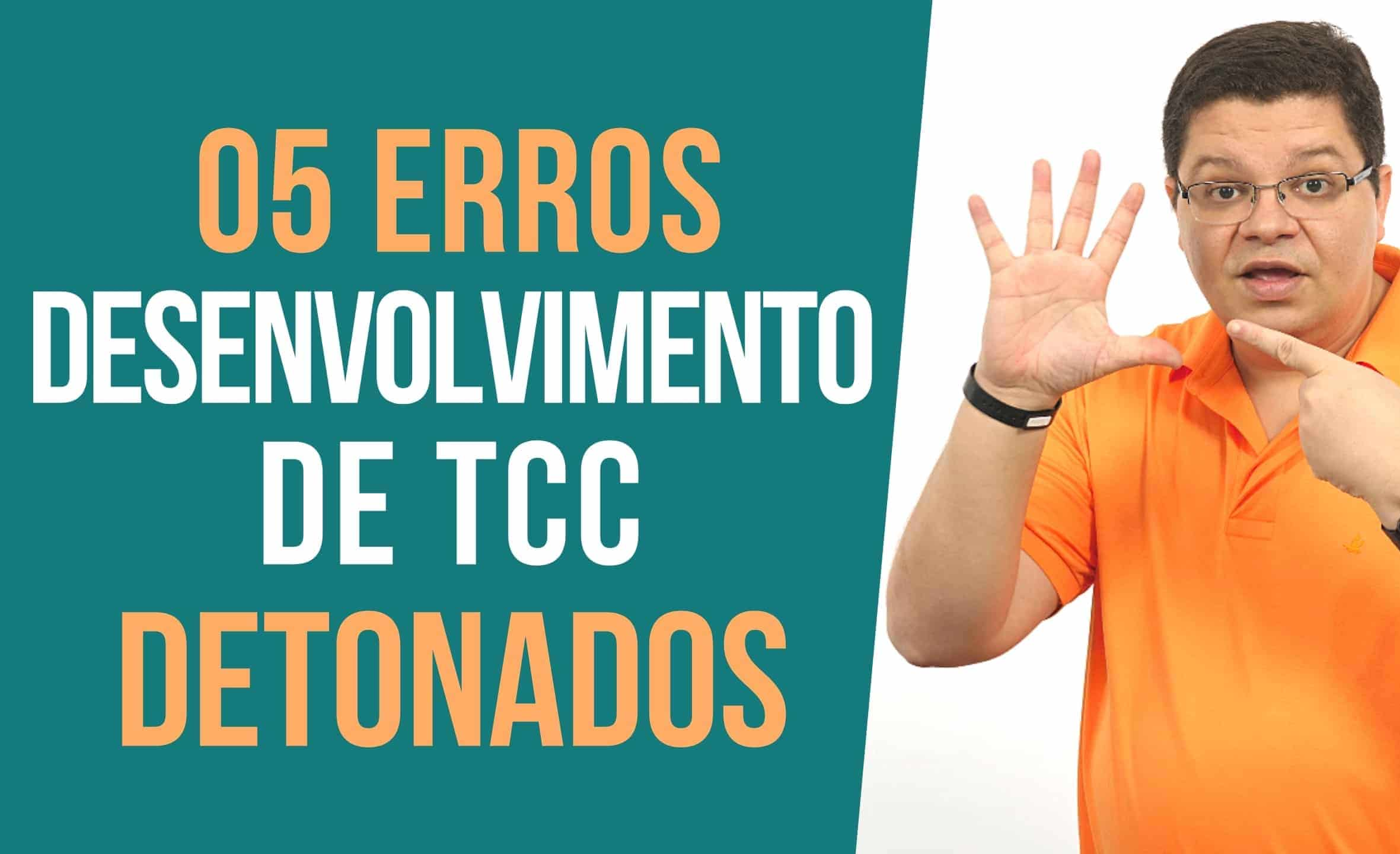 Referencial Teórico - Desenvolvimento de TCC