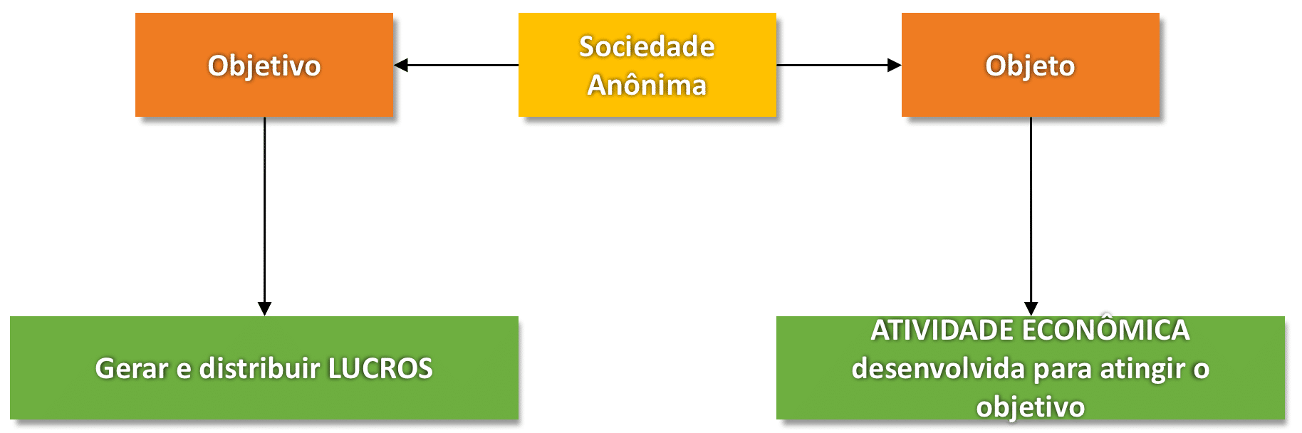 Objetivo e Objeto Social